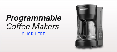 Programmable Coffee Makers