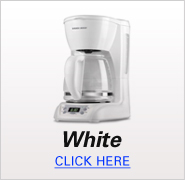 Coffee maker maintenance